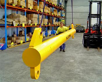 Custom Made Lifting and Spreader Beams | All-Ways Rigging Gear
