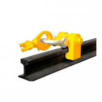 rail pulling clamp