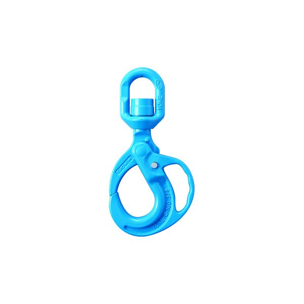 Gr10 Swivel Grip Safe Locking Hook