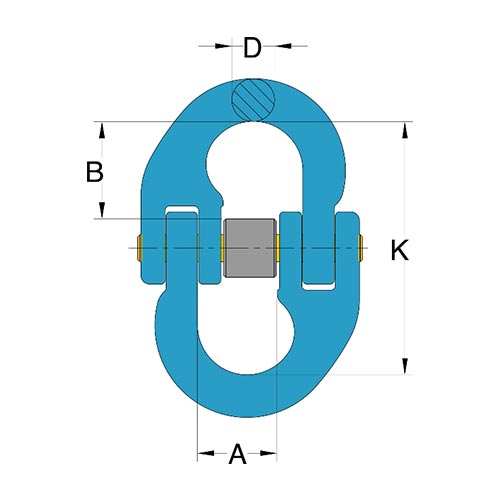 Gr10 Connecting Link drawing