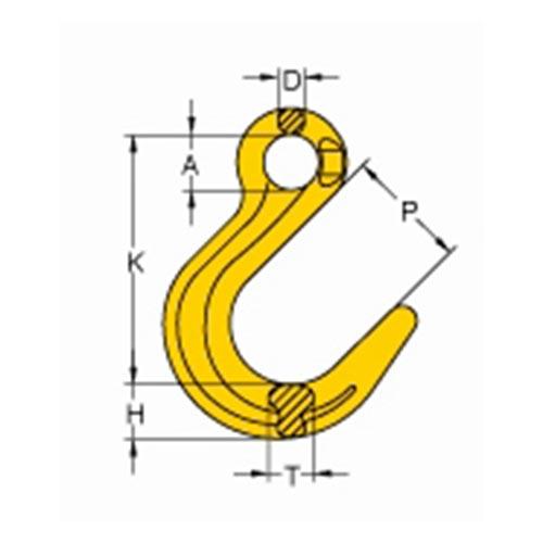 Gr8 Eye Foundry Hook drawing 1