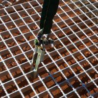 Grid Mesh Hook