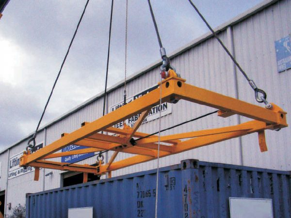 CLF1250 Container Lifting Frame 1 800x600