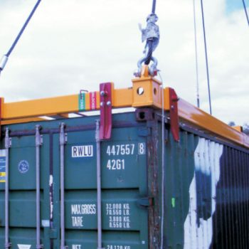 Autolock Container Lifter