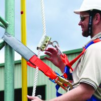 2700 Pole Strap Use