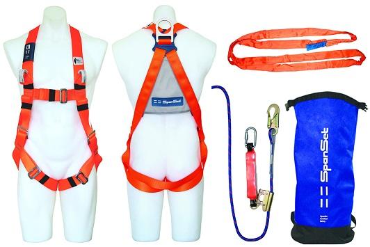 6001SA Roofers Safety Kit