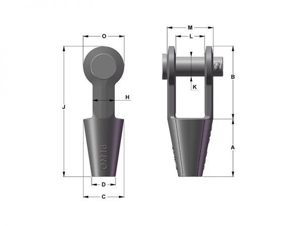 open metalling socket1