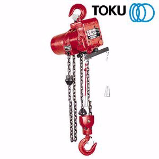 1,000kg Air Chain Hoist C/W Load Limiter TCR1000C