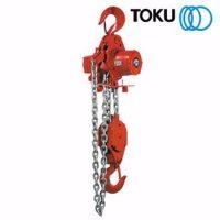 Toku 10000kg Air Chain Hoist