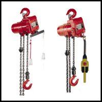 Air Chain Hoists 500 kg