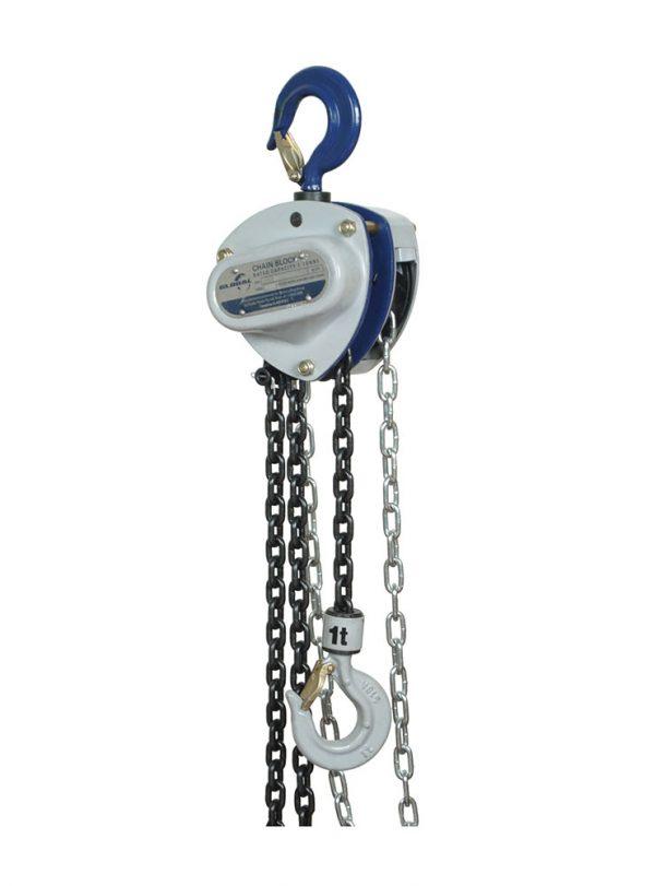 GLCB Chain block