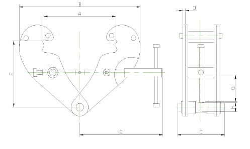 Girder Clamp Global Product Sheet