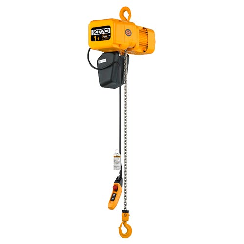 ER2 Series Electric Chain Hoist 3 Phase